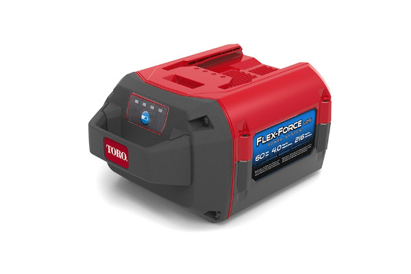 Toro | 60V Flex-Force Tools | Model 60V MAX* 4.0 Ah 216 WH Li-Ion Battery (88640) for sale at Western Implement