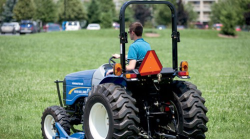 Workmaster™ 35 Compact tractor for sale » Serving Montrose