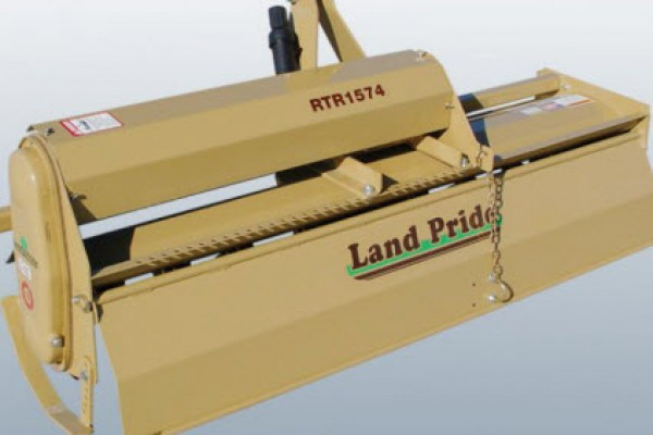 Land Pride | RTR15 Series Rotary Tillers | Model RTR1550 for sale at Western Implement