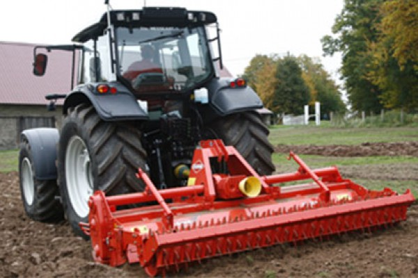 Kuhn | Power Tillers | Model EL 122-250 for sale at Western Implement