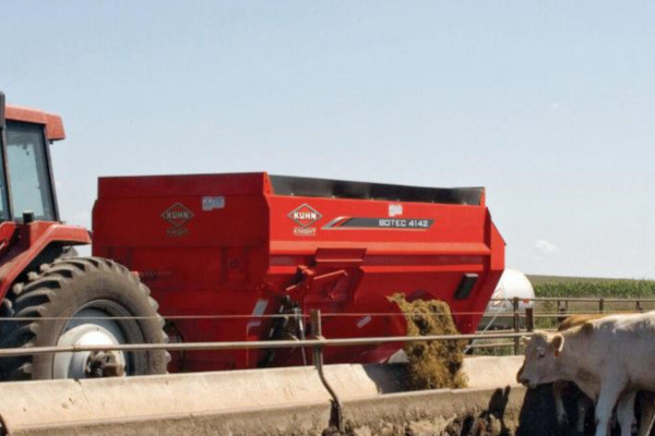 Kuhn Knight 4136 Truck for sale at Western Implement