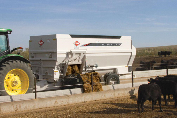 Kuhn Knight BTC 155 Trailer for sale at Western Implement