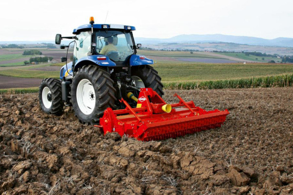 Kuhn | Power Tillers | Model EL 122-300 Cultirotor c-blade for sale at Western Implement