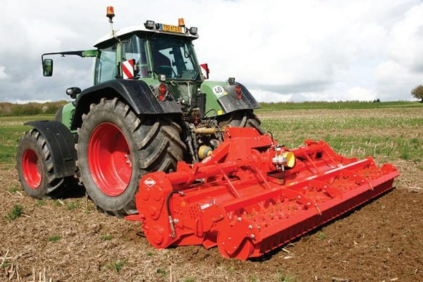 Kuhn | Power Tillers | Model EL 282-400 Cultitiller rotor for sale at Western Implement