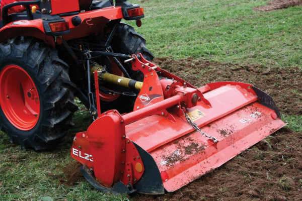 Kuhn | Power Tillers | Model EL 53-155 for sale at Western Implement