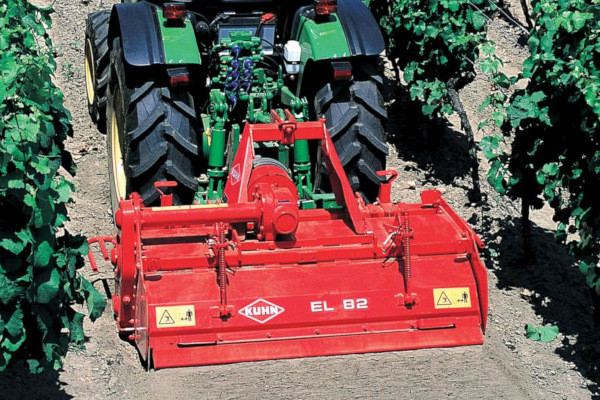 Kuhn | Power Tillers | Model EL 62-130 for sale at Western Implement