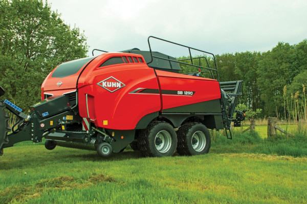 Kuhn SB 890 Optifeed for sale at Western Implement, Colorado