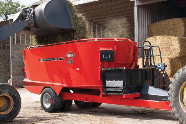 Kuhn Knight | VT 180/1100 Series | Model VT 180 GII TRAILER (FRONT|SIDE) for sale at Western Implement