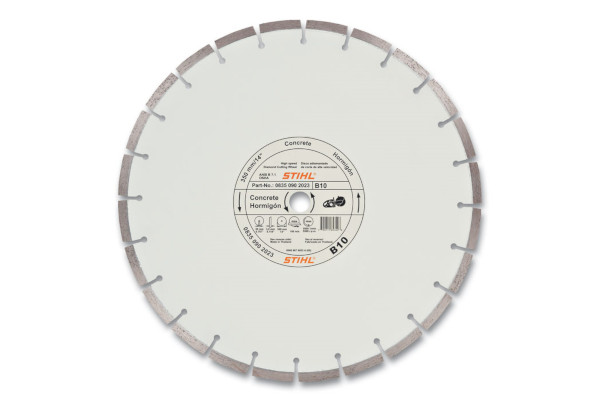 Stihl D-B10 Diamond Wheel - Economy Grade for sale at Western Implement